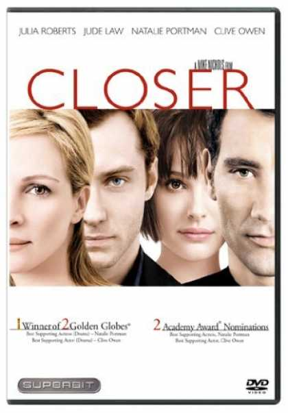 Bestselling Movies (2006) - Closer (Superbit Edition) by Mike Nichols