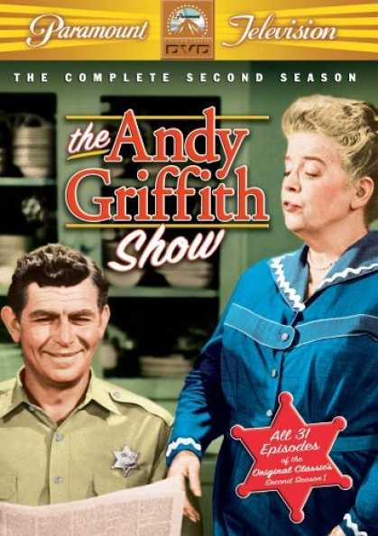 Bestselling Movies (2006) - The Andy Griffith Show - The Complete Second Season by Gary Nelson