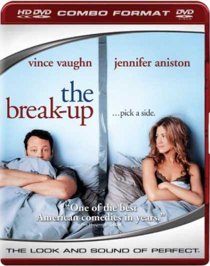 Bestselling Movies (2006) - The Break-Up (HD DVD & DVD Combo)