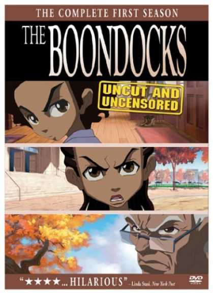 Bestselling Movies (2006) - The Boondocks: The Complete First Season by Joe Horne