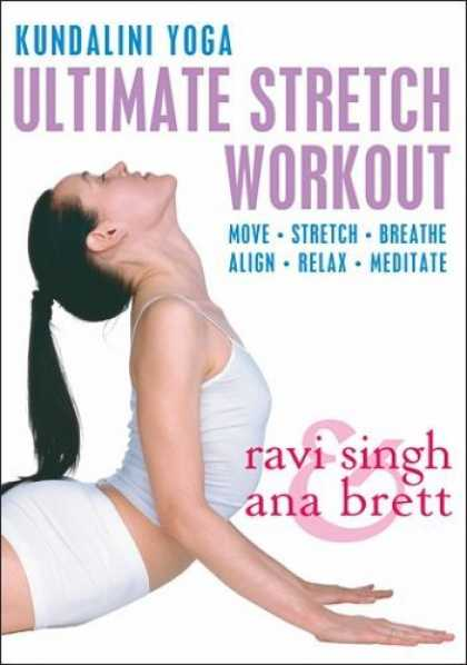 Bestselling Movies (2006) - Ultimate Stretch Workout - Kundalini Yoga w/ Ravi Singh & Ana Brett by Ana Brett