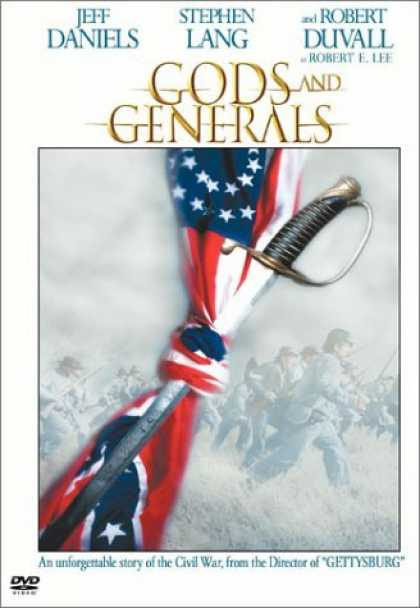 Bestselling Movies (2006) - Gods & Generals by Ronald F. Maxwell