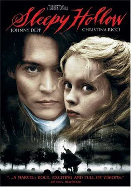 Bestselling Movies (2006) - Sleepy Hollow by Tim Burton