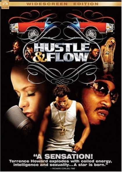 Bestselling Movies (2006) - Hustle & Flow (Widescreen Edition) by Craig Brewer
