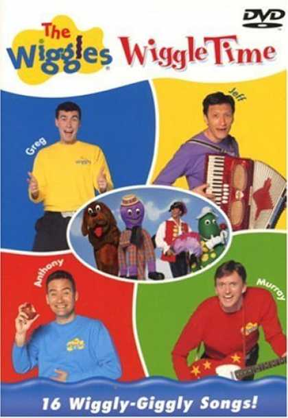 Bestselling Movies (2006) - The Wiggles - Wiggle Time