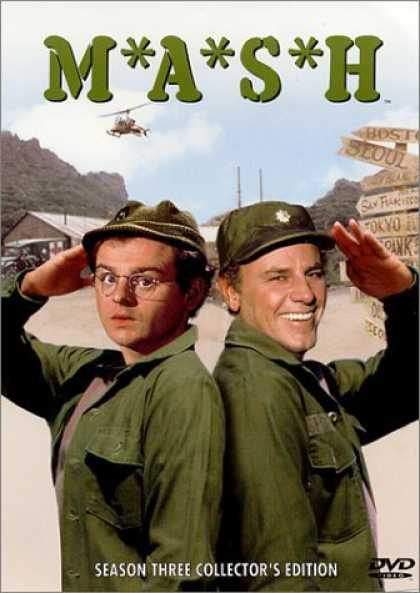 Bestselling Movies (2006) - M*A*S*H - Season Three (Collector's Edition) by Hy Averback