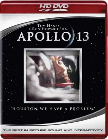 Bestselling Movies (2006) - Apollo 13 [HD DVD]