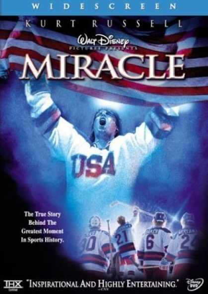 Bestselling Movies (2006) - Miracle (Widescreen Edition) by Gavin O'Connor