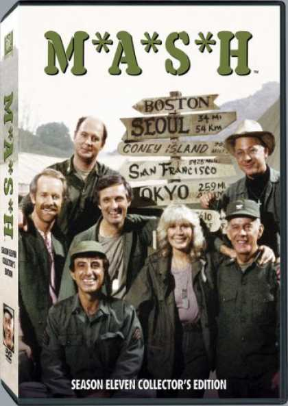 Bestselling Movies (2006) - M*A*S*H - Season Eleven (Collector's Edition) by Hy Averback