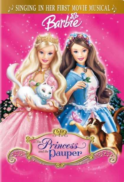 Bestselling Movies (2006) - Barbie As The Princess and the Pauper by William Lau