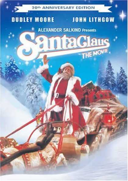 Bestselling Movies (2006) - Santa Claus - The Movie (20th Anniversary Edition) by Jeannot Szwarc