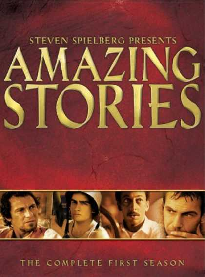 Bestselling Movies (2006) - Amazing Stories - The Complete First Season