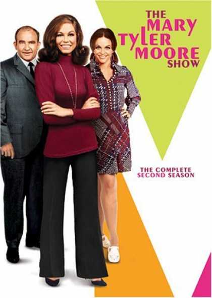 Bestselling Movies (2006) - The Mary Tyler Moore Show - The Complete Second Season (1971)