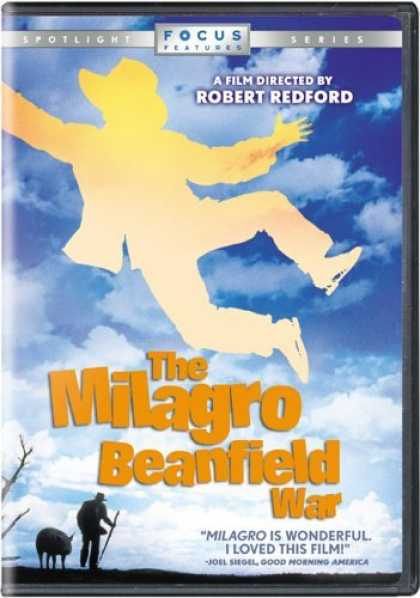 Bestselling Movies (2006) - The Milagro Beanfield War by Robert Redford
