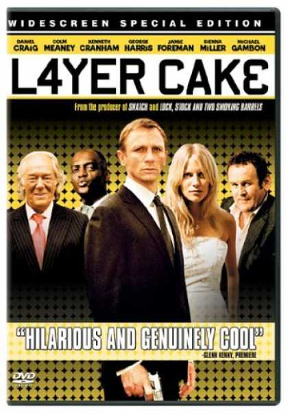 Bestselling Movies (2006) - Layer Cake (Widescreen Edition) by Matthew Vaughn