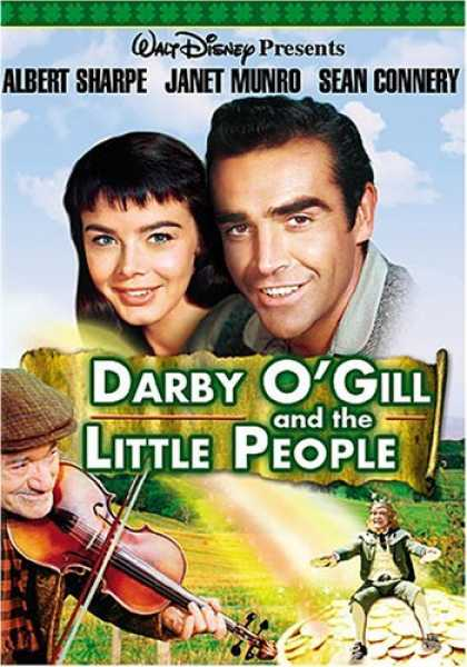 Bestselling Movies (2006) - Darby O'Gill and the Little People by Robert Stevenson