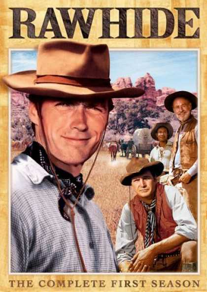 Bestselling Movies (2006) - Rawhide - The Complete First Season by Harry Harris
