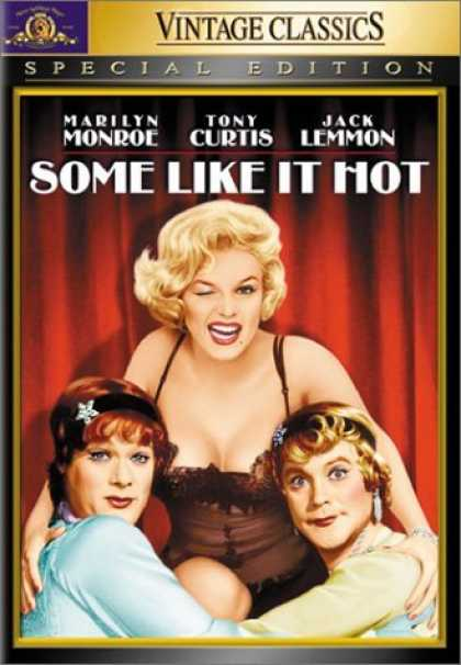 Bestselling Movies (2006) - Some Like It Hot (Special Edition)