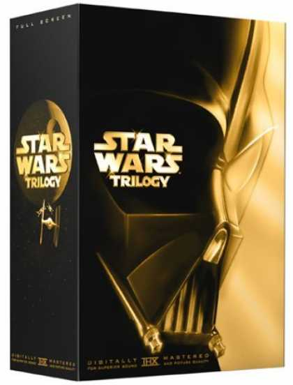 Bestselling Movies (2006) - Star Wars Trilogy (Full Screen Edition with Bonus Disc)