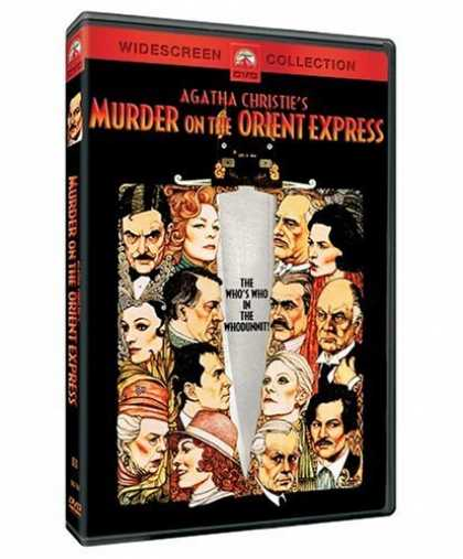 Bestselling Movies (2006) - Agatha Christie's Murder on the Orient Express by Sidney Lumet