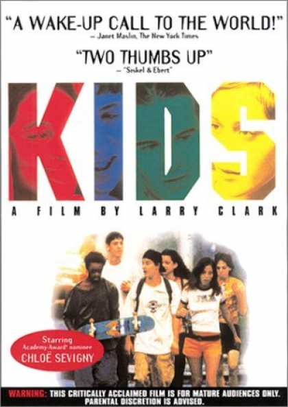 Bestselling Movies (2006) - Kids by Larry Clark