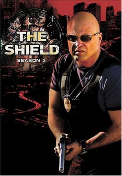 Bestselling Movies (2006) - The Shield - The Complete Third Season