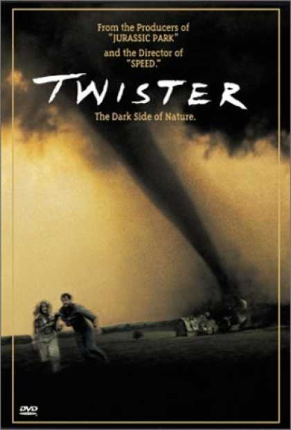 Bestselling Movies (2006) - Twister by Jan de Bont