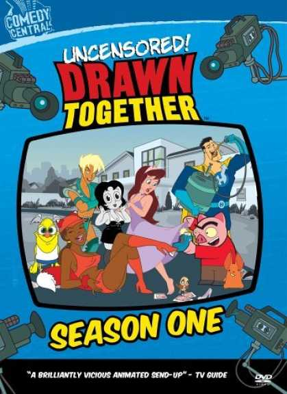 Bestselling Movies (2006) - Drawn Together - Season One by Peter Avanzino
