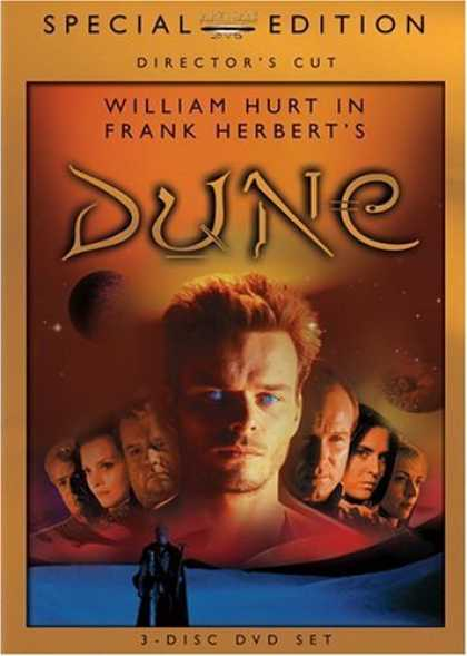 Bestselling Movies (2006) - Frank Herbert's Dune (TV Miniseries) (Director's Cut Special Edition) by John Ha