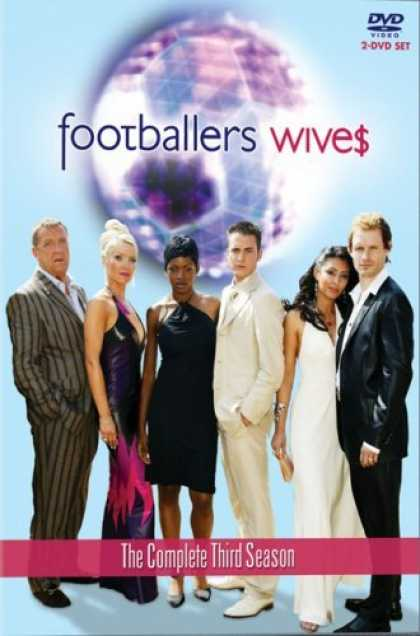Bestselling Movies (2006) - Footballers Wives - The Complete Third Season by Laurence Moody