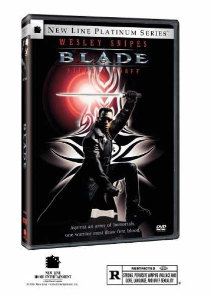 Bestselling Movies (2006) - Blade (New Line Platinum Series)