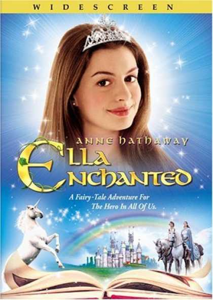 Bestselling Movies (2006) - Ella Enchanted (Widescreen Edition)