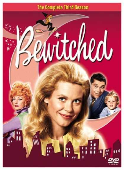 Bestselling Movies (2006) - Bewitched - The Complete Third Season by Ida Lupino