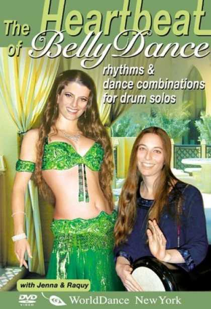 Bestselling Movies (2006) - The Heartbeat of Bellydance: Rhythms & Belly Dance combinations for Drum Solos