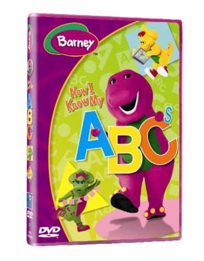 Bestselling Movies (2006) - Barney - Now I Know My ABC's