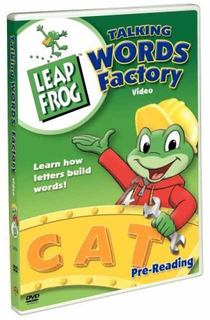 Bestselling Movies (2006) - Leap Frog - Talking Words Factory