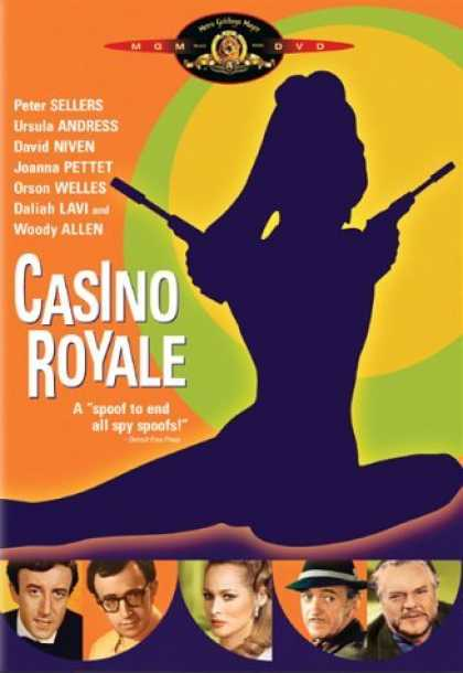 Bestselling Movies (2006) - Casino Royale