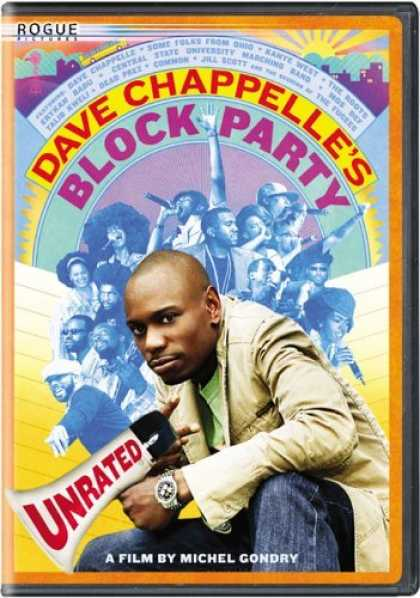 Bestselling Movies (2006) - Dave Chappelle's Block Party (Unrated Widescreen Edition)