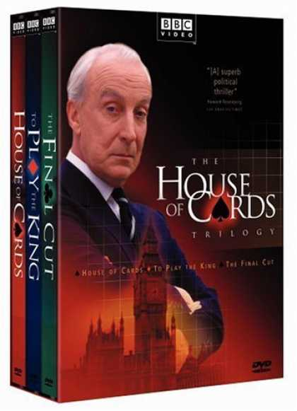 Bestselling Movies (2006) - House of Cards Trilogy (House of Cards / To Play the King / The Final Cut) by Pa