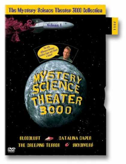 Bestselling Movies (2006) - The Mystery Science Theater 3000 Collection, Vol. 1 by Joel Hodgson
