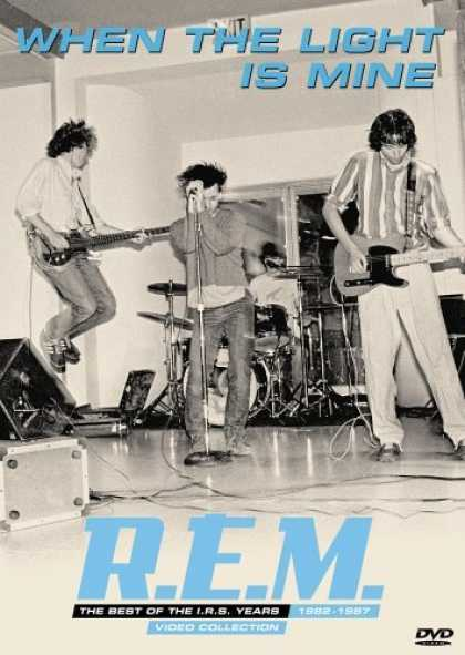 Bestselling Movies (2006) - R.E.M. - When the Light is Mine... The Best of the I.R.S. Years 1982-1987 Video