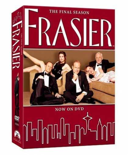 Bestselling Movies (2006) - Frasier - The Complete Final Season