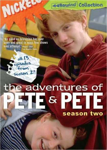 Bestselling Movies (2006) - The Adventures of Pete & Pete - Season 2 by Damon Santostefano