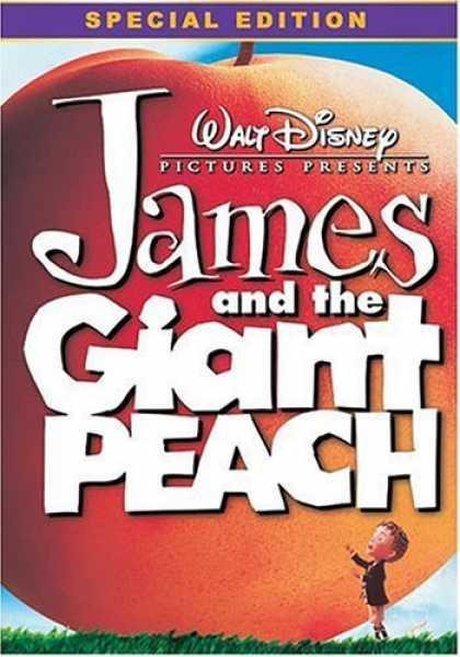 Bestselling Movies (2006) - James and the Giant Peach (Special Edition) by Henry Selick
