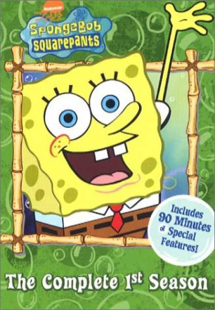 Bestselling Movies (2006) - SpongeBob SquarePants - The Complete 1st Season by Walt Dohrn