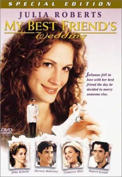 Bestselling Movies (2006) - My Best Friend's Wedding (Special Edition) by P.J. Hogan