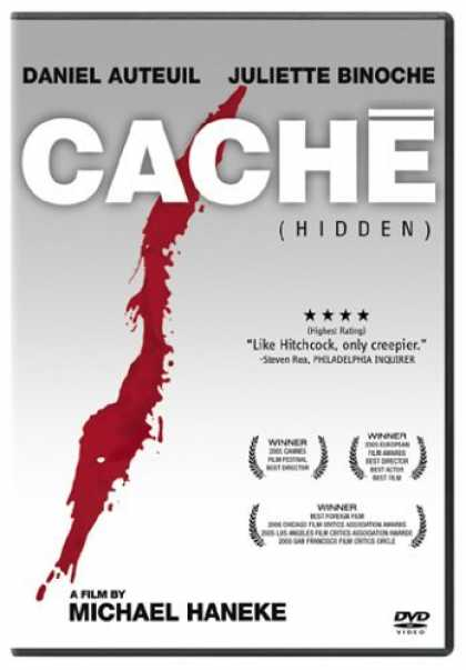 Bestselling Movies (2006) - Cache (Hidden) by Michael Haneke