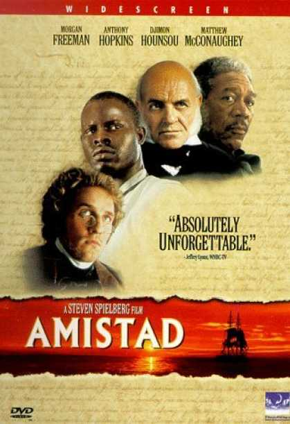 Bestselling Movies (2006) - Amistad by Steven Spielberg