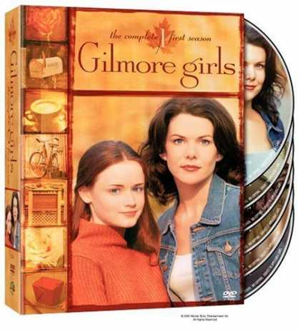 Bestselling Movies (2006) - Gilmore Girls - The Complete First Season