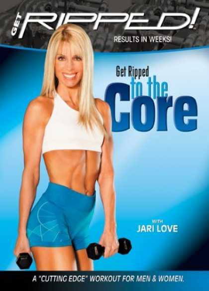 Bestselling Movies (2006) - Get Ripped! with Jari Love: Get Ripped to the Core